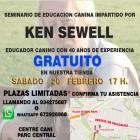20/02/16 – II Seminario educación canina
